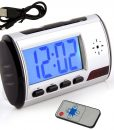 DG2U – Motion Detect Spy Clock Camera (Front)