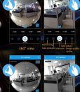 DG2u – EC20 network panoramic camera (HP)