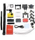 DG2u – 4K Sport Camera Full HD Waterproof (Content))