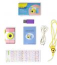 DG2u – Digital Camera For Children Pink(Content)