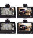 "DG2u – 4"" HD 1080P 3 Lens Car DVR (Daytime)"