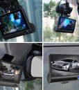 "DG2u – 4"" HD 1080P 3 Lens Car DVR (Function 2)"