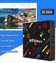 DG2u – H96 Max 4K (H.265)