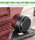 DG2u – Wi-Fi Night Vision Cam Bluetooth Speaker 4K ( Day time )