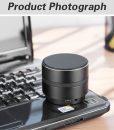 DG2u – Wi-Fi Night Vision Cam Bluetooth Speaker 4K ( Photograph)