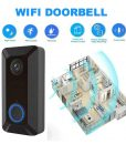 DG2u – Wireless Smart Doorbell Security Camera V6 (Wifi)